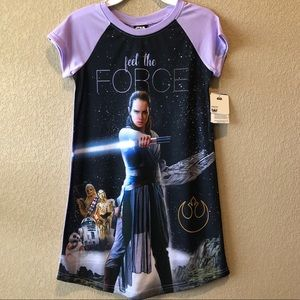Other - NEW Star Wars Nightgown (girls)